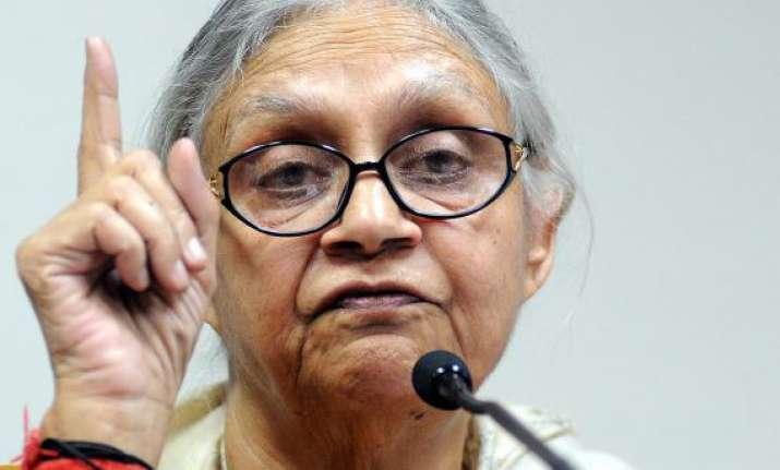 court seeks lokayukta s report on dikshit