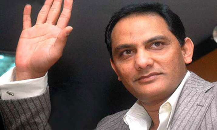 cricketer azharuddin among 16 candidates file nomination
