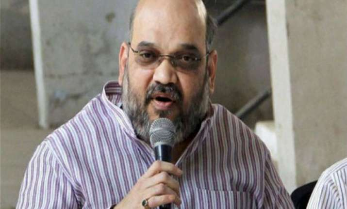 criminal case against amit shah a calculated design bjp