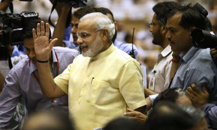 criticism of modi will not be tolerated rss