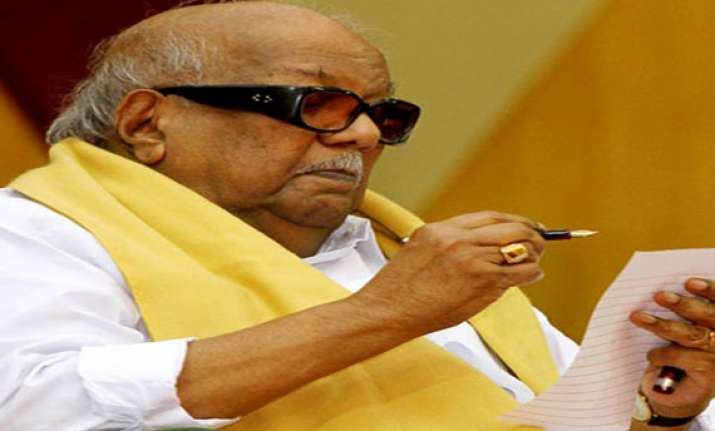 dmk rules out support to nda trs keeps options open