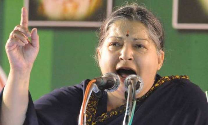 dmk defeat marks end of autocratic rule claims jayalalithaa
