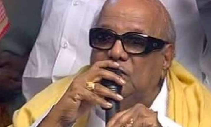 dmk will never remain silent to anti people decisions says