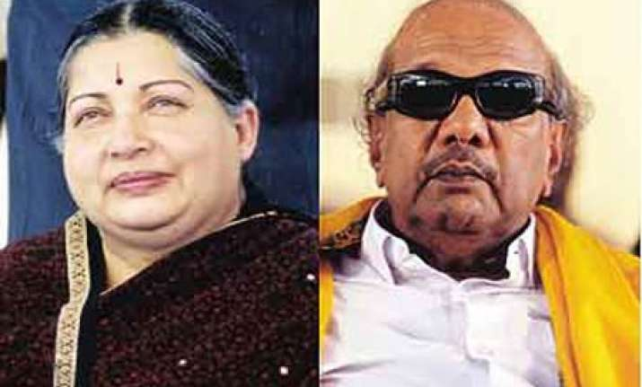 d day for dmk aiadmk