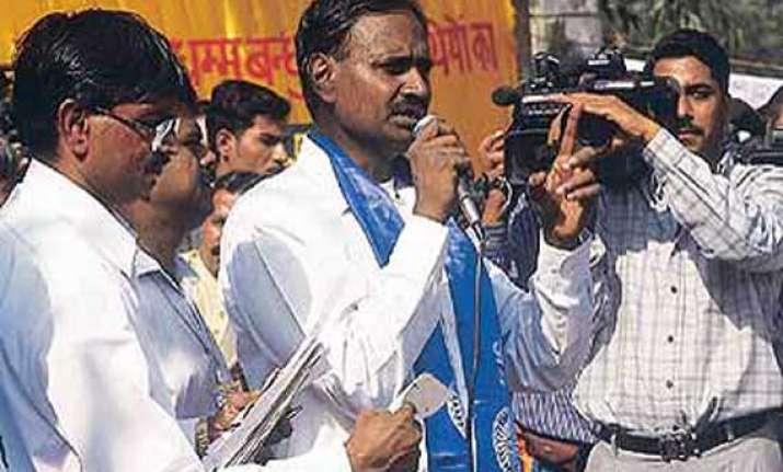 dalit leader udit raj to join bjp today