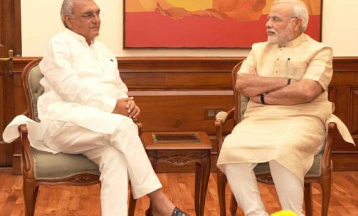 damage control after jeers hooda invited for tea by