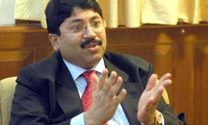 dayanidhi maran sweating it out to retain central chennai
