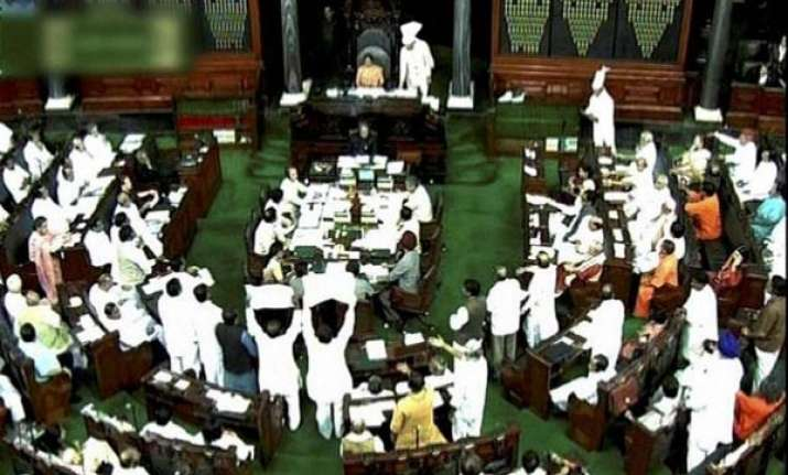 live reporting of ls debate on fdi in retail