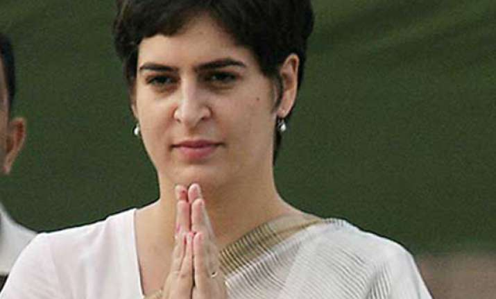 decision not to contest is personal priyanka gandhi