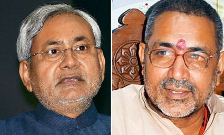 defiant bihar bjp minister dares nitish to sack him