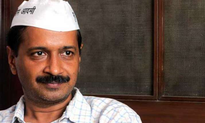 delhi bjp legislator sends legal notice to arvind kejriwal