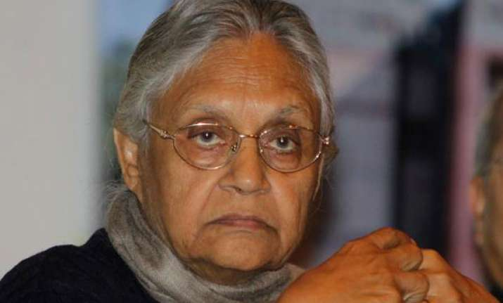 delhi govt seeks action against sheila dikshit