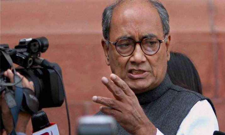 digvijaya slams bjp for criticising bihar law and order