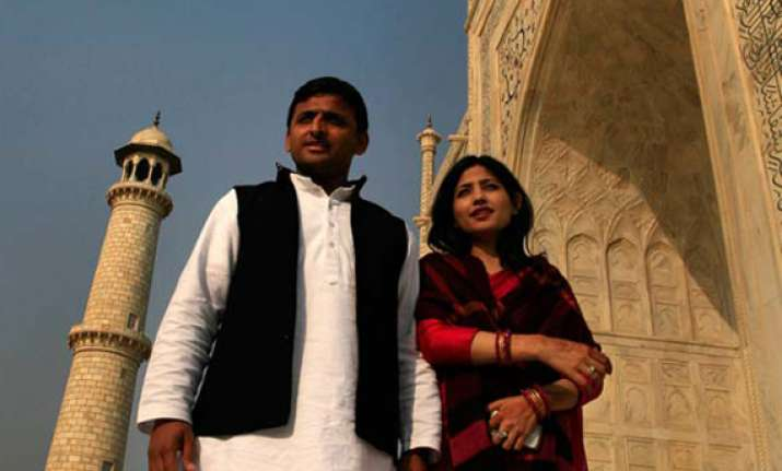 dimple yadav elected unopposed from kannauj