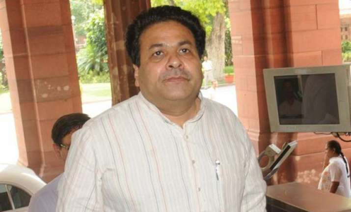 do not typecast politicians says rajeev shukla