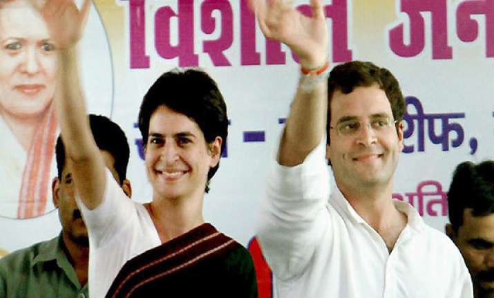 do rahul priyanka have aladdin lamp for up s growth asks bsp
