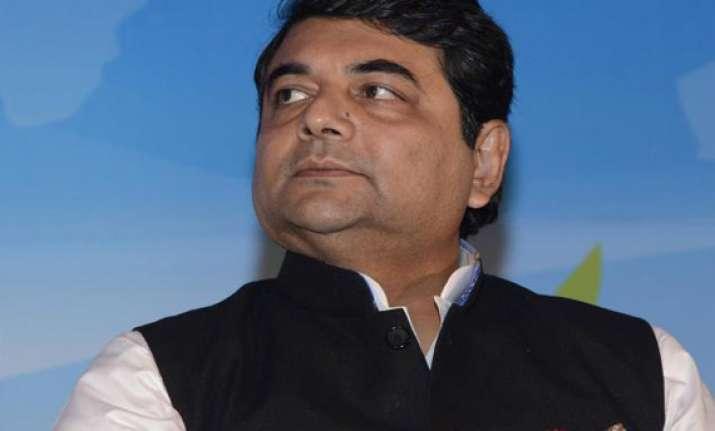 don t politicise muzaffarnagar riots says rpn singh