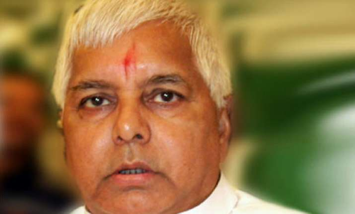 drubbed at home lalu wants to test political waters in up