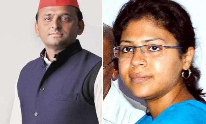 durga nagpal suspension akhilesh s popularity takes a