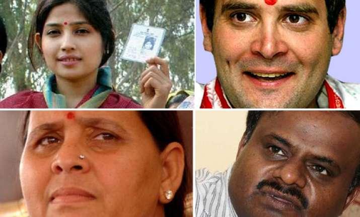 dynastic politics overshadows indian democracy s success