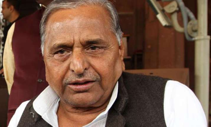 ec ban on azam has led to resentment among people mulayam