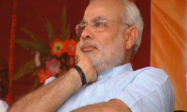 ec examining modi s video message