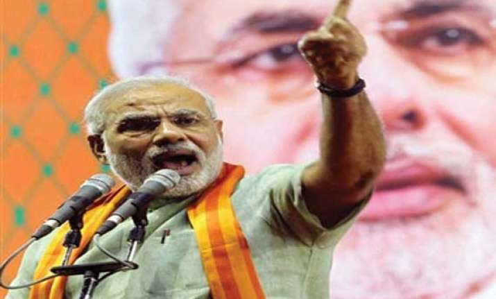 ec rejects bjp s charge of bias to modi rally in varanasi