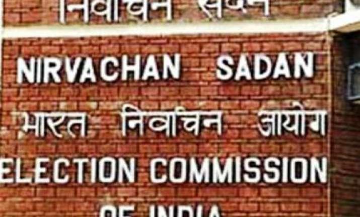 ec discusses force deployment for gujarat himachal assembly