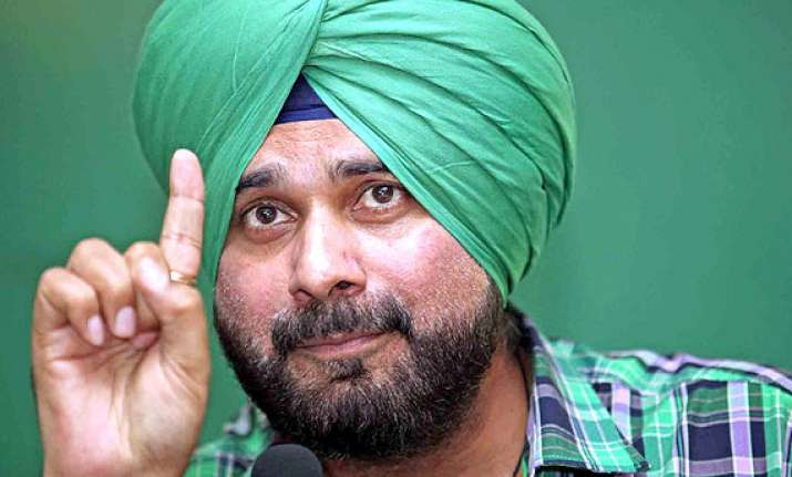 end of political innnings for sidhu