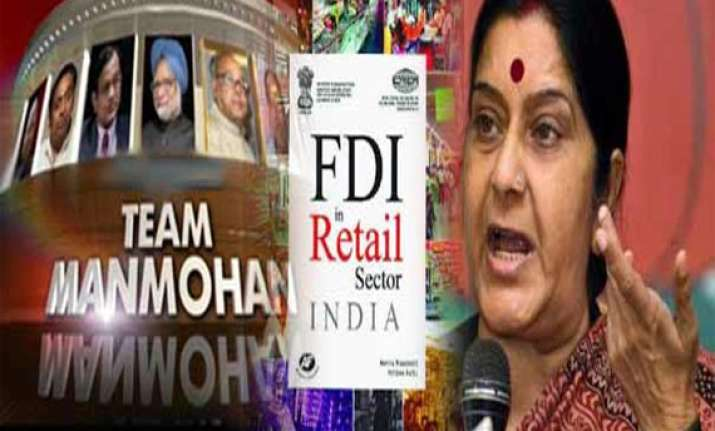 end to fdi logjam in parliament in sight