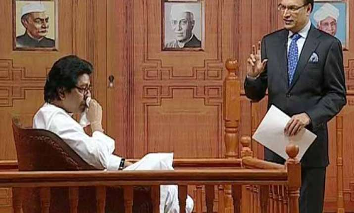 exclusive read full interview of raj thackeray to rajat