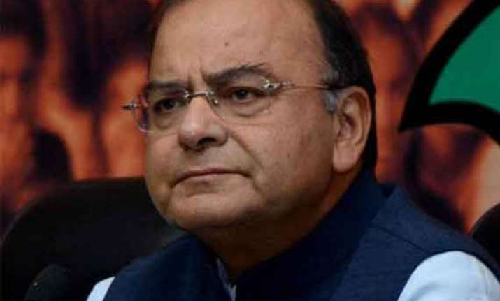 exercise restraint jaitley to bjp well wishers