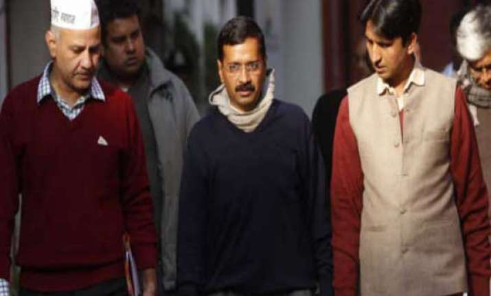 fir ordered against aap members for filing false documents