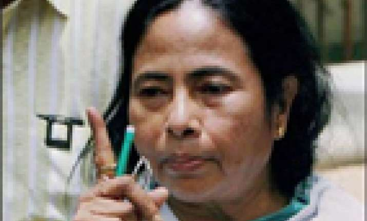 facing rigid ec mamata agrees to transfers attacks poll