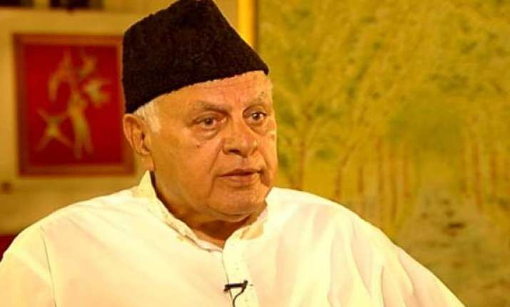 farooq denies reports about his maha chor comment