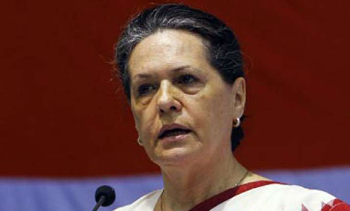 few political parties trying to create instability sonia