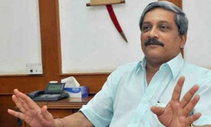 filter rogue whistle blowers manohar parrikar asks media