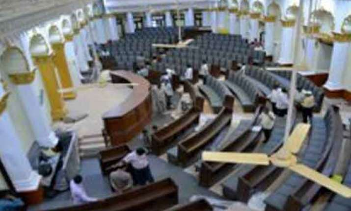 first session of andhra pradesh assembly begins