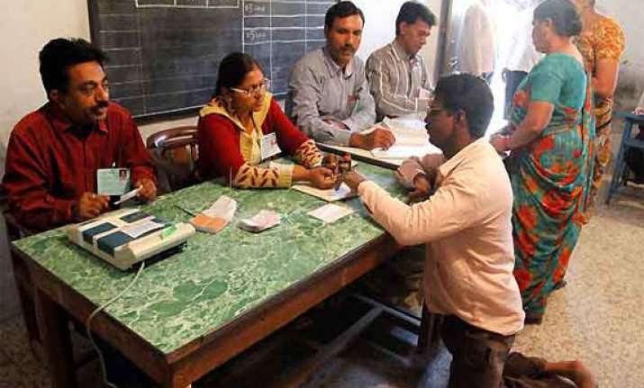 first phase polling in gujarat historic says ec