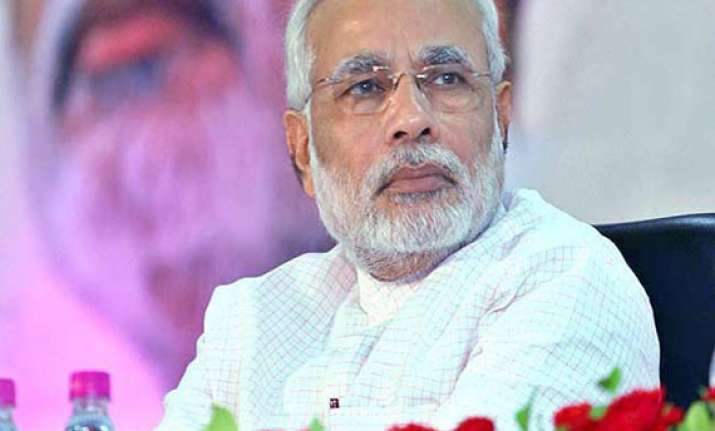 focus shifts on government formation modi meets party