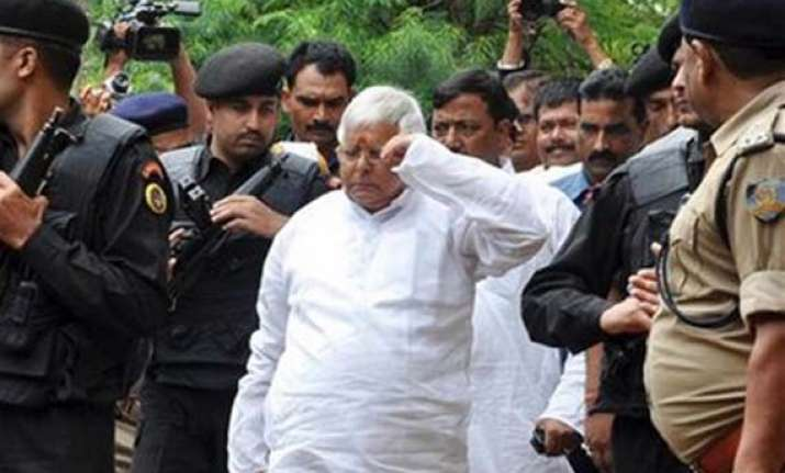 fodder scam after 17 years bihar strongman lalu gets 5 year