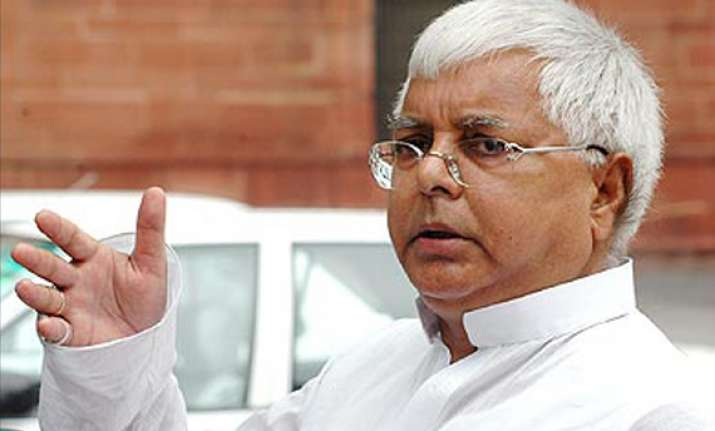 fodder scam sc rejects lalu s plea to change judge
