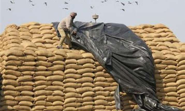 food security bill just a vote catching tool for congress