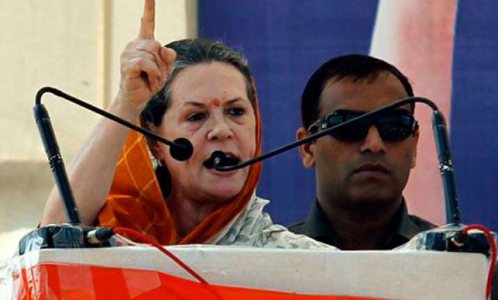 food security sonia asks cms to roll out food scheme in