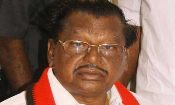 former dmk minister held for violating model code