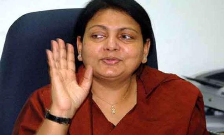 former jd u minister parveen amanullah joins aap