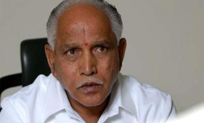 former karnataka cm yeddyurappa resigns as mla
