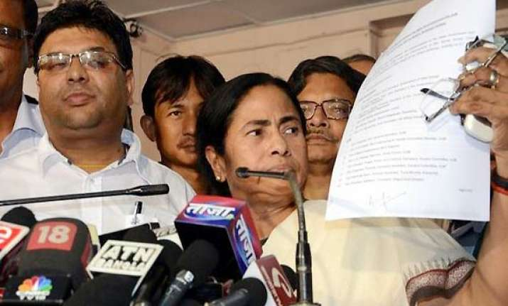gjm raises 24 points with mamata over gorkhaland bill