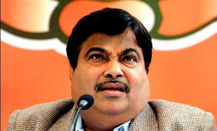 gadkari forms group for more clarity in bjp s stand on
