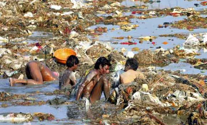 ganga rejuvenation roadmap to be prepared in one month